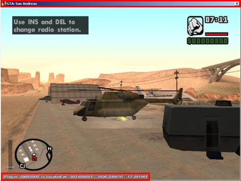 GTA-Modding com - Download Area » GTA San Andreas » Trainers