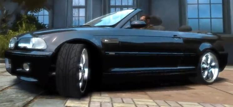 Gta Modding Com Download Area Gta Iv Cars Bmw M3 E46 Cabrio