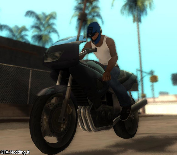 GTA-Modding com - Download Area » GTA San Andreas » Mods » Helmet mod