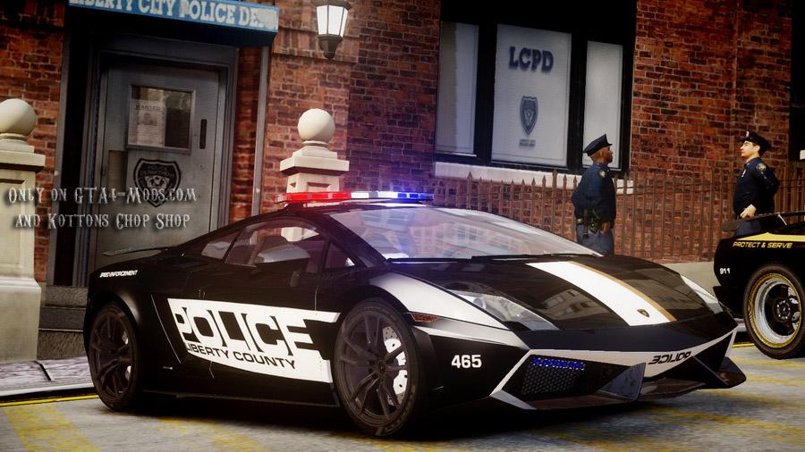 GTA-Modding.com - Download Area » GTA IV » Cars ...