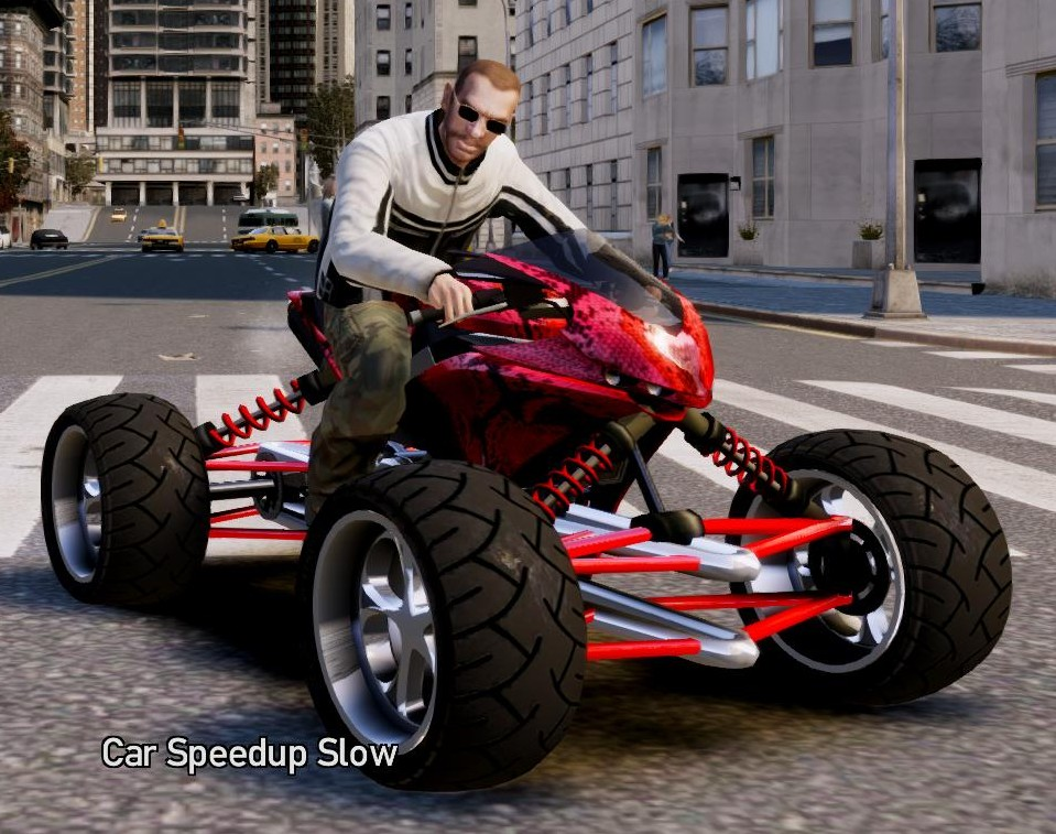 GTA-Modding.com - Download Area » GTA IV » Bikes » ATV Quad