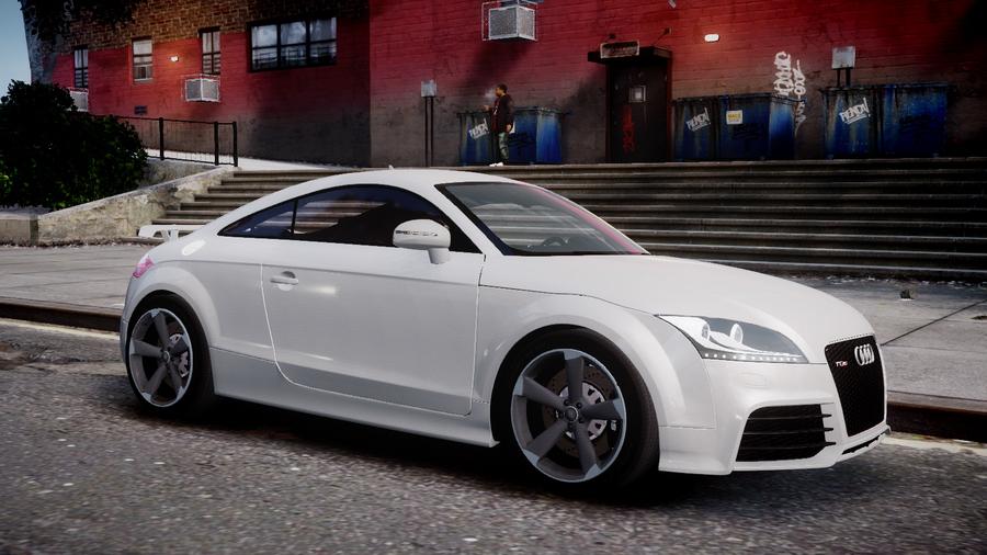 GTAModdingcom Download Area GTA IV Cars Audi TT RS - Audi car gta 5