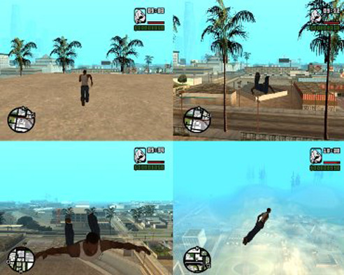 Gta sa ultrahd mod 2. 0 gta: san andreas mods | gamewatcher.