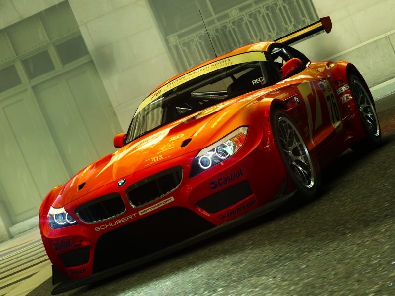 GTA-Modding.com - Download Area » GTA IV » Cars » BMW Z4 GT3