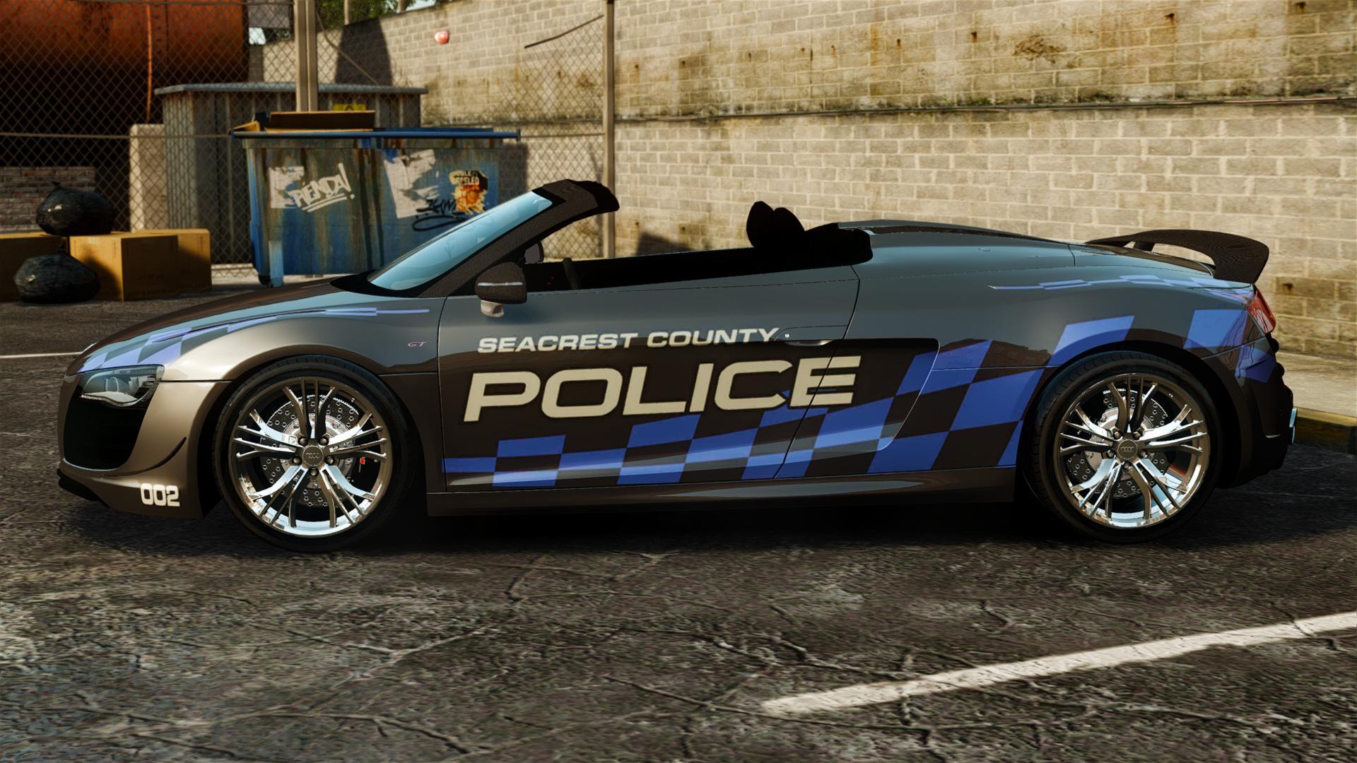 GTAModdingcom Download Area GTA IV Cars Audi R GT Spyder - Audi car gta 5