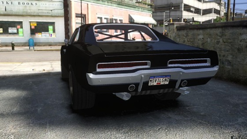 GTA-Modding com - Download Area » GTA IV » Cars » Dodge