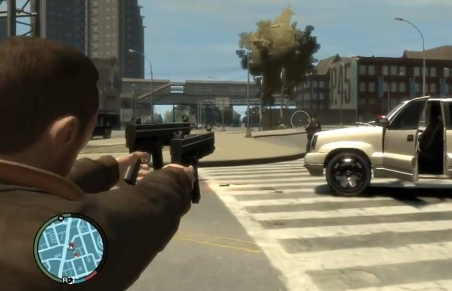 GTA-Modding com - Download Area » GTA IV » Mods » Dual Wielding