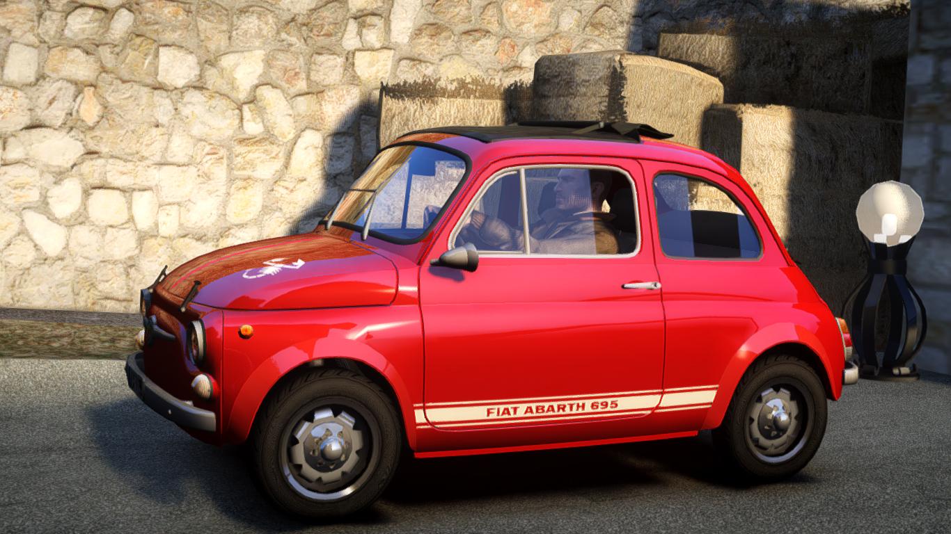GTA-Modding.com - Download Area » GTA IV » Cars » Fiat Abarth 695