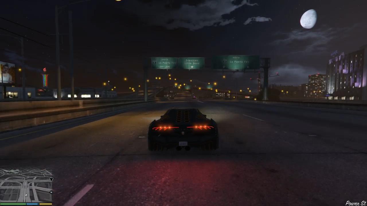 GTA-Modding com - Download Area » GTA V » Mods » No Traffic + No Peds