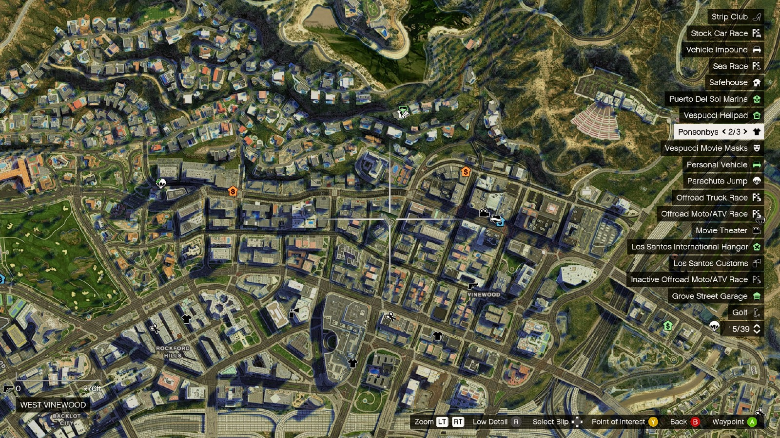 Satellite View Maps GTA Modding.  Download Area » GTA V » Mods » Satellite View Map