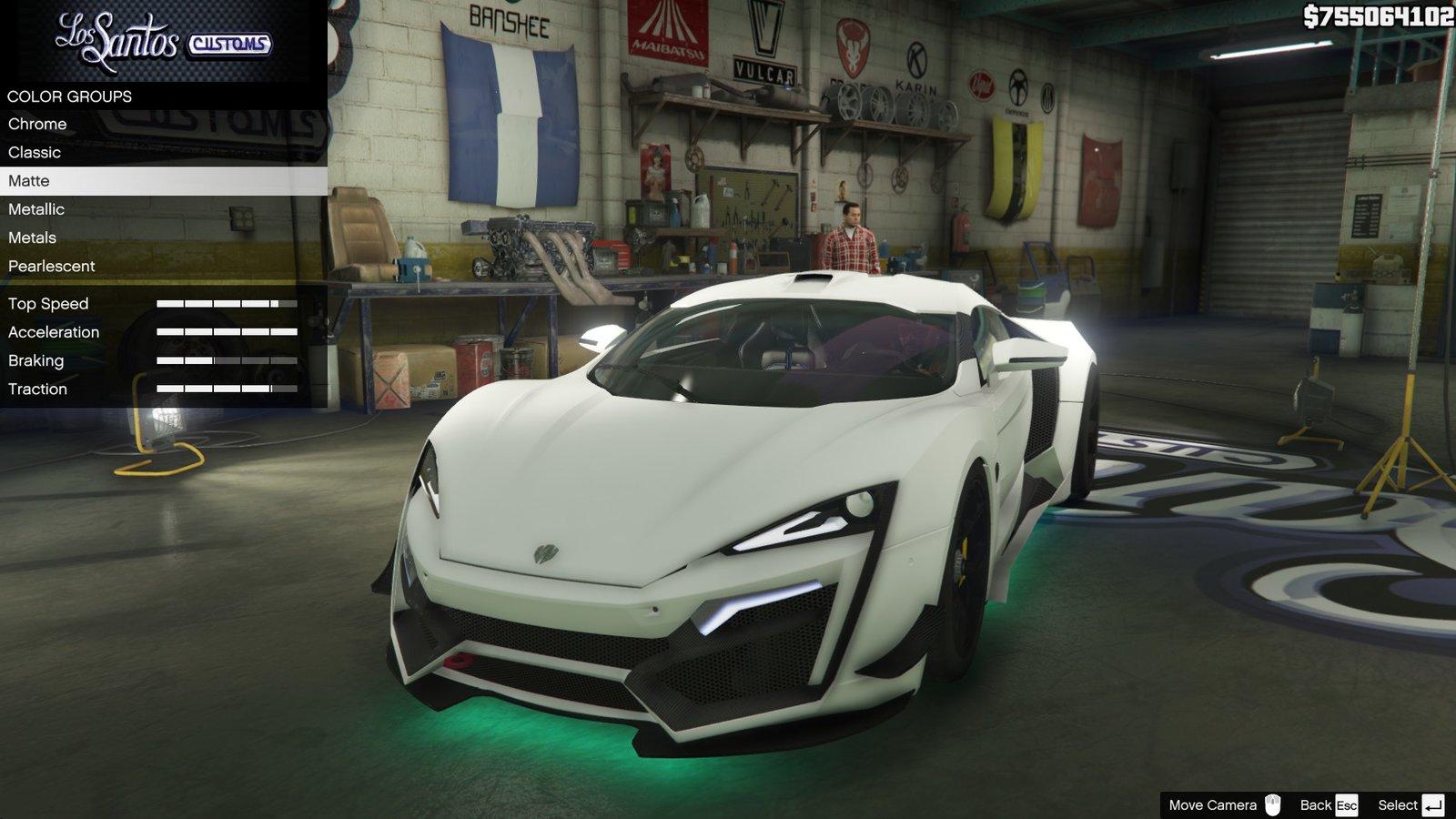 Download Area » GTA V » Cars » WMotors