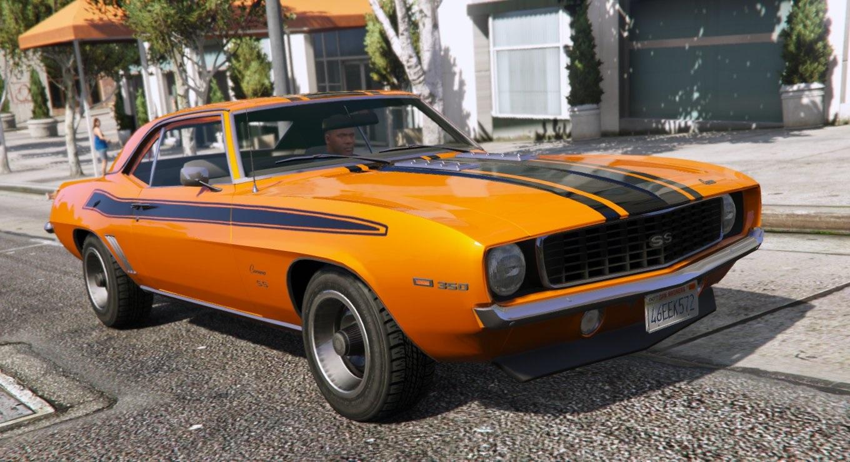 Gta Modding Com Download Area 187 Gta V 187 Cars 187 Chevrolet