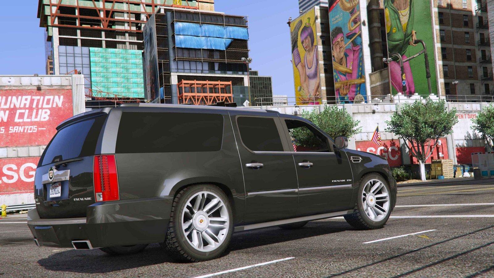 Gta Modding Com Download Area 187 Gta V 187 Cars 187 Cadillac