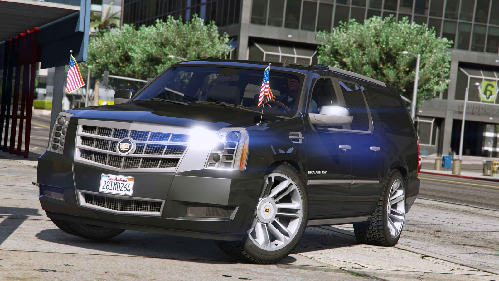 Gta Modding Com Download Area 187 Gta V 187 Cars 187 Cadillac