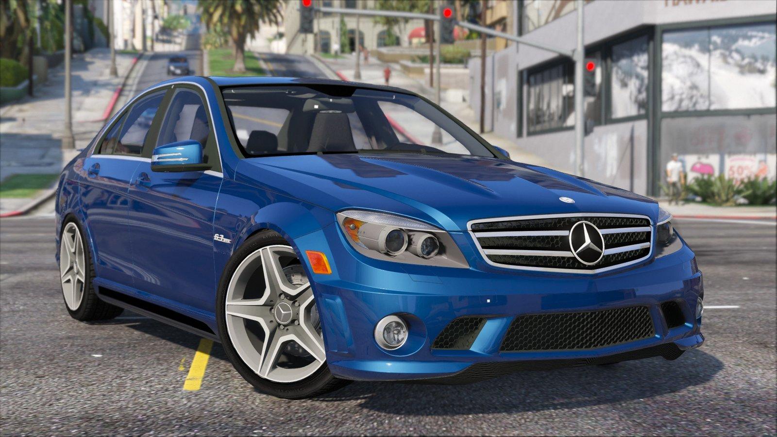 GTA-Modding.com - Download Area » GTA V » Cars » Mercedes ...