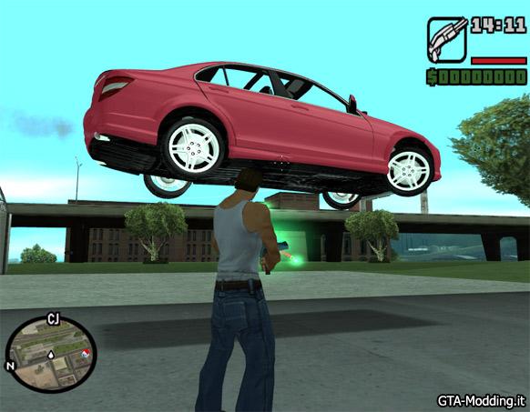 GTA-Modding com - Download Area » GTA San Andreas » Mods » Gravity Gun