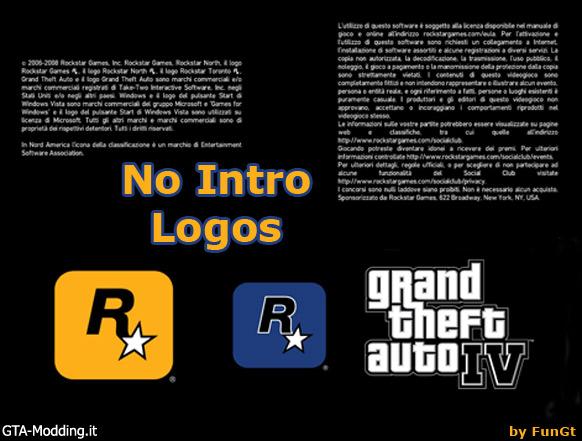Gta Modding Com Download Area Gta Iv Mods No Intro Logos