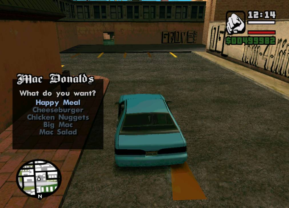 gta san andreas mods mac
