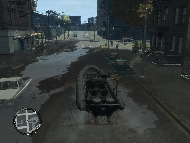 GTAModdingcom  Download Area  GTA IV  Trainers  Water Level
