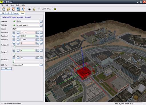 GTAModdingcom  Download Area  GTA San Andreas  Tools  Map
