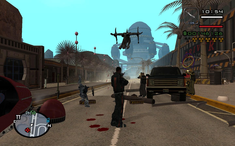New Vegas Alien City