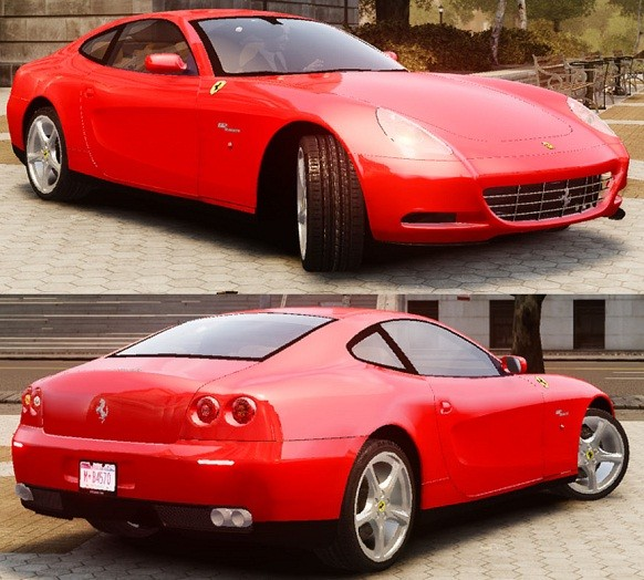 Download Area » GTA IV » Cars » Ferrari