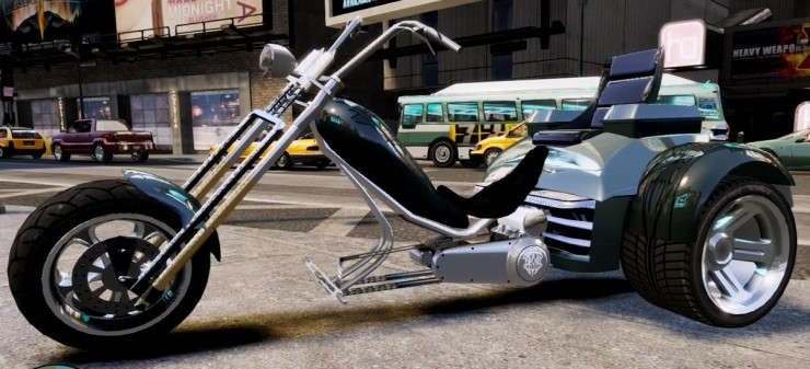 Rear Engine Trike http://www.gta-modding.com/area/index.php?act=view&id=1170
