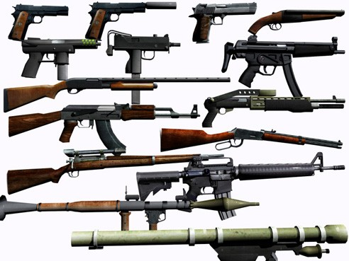 GTA-Modding com - Download Area » GTA San Andreas » Weapons