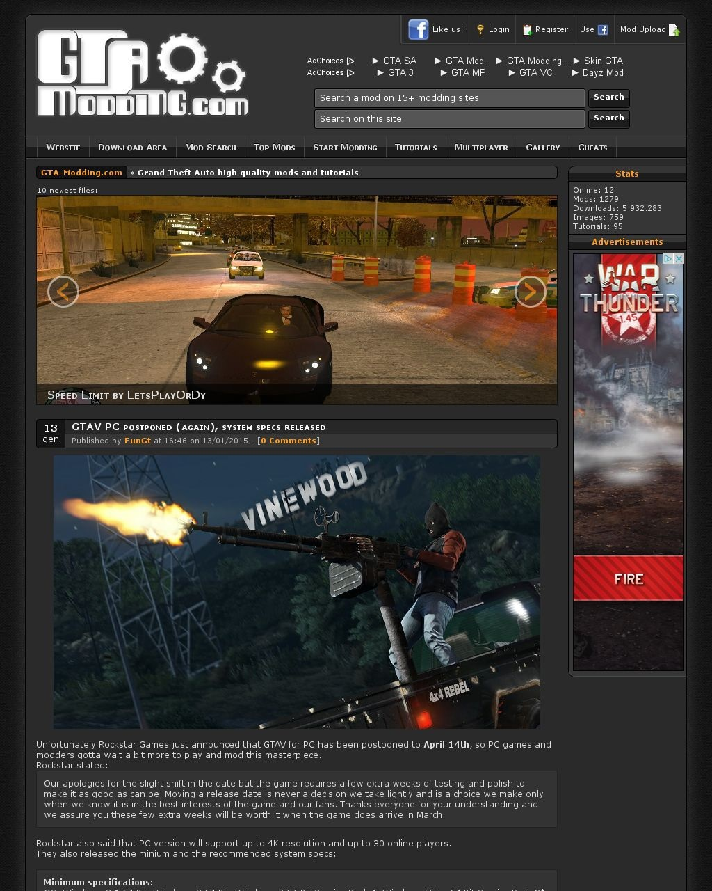 GTA-Modding.com 2014
