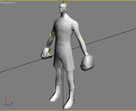 GTA-Modding com - Ped editing